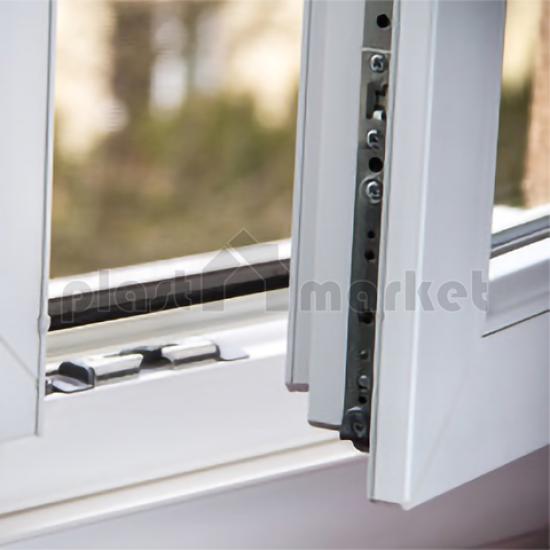 Feronerie Maco Antiefractie pentru fereastră cu aripa 70/140 cm